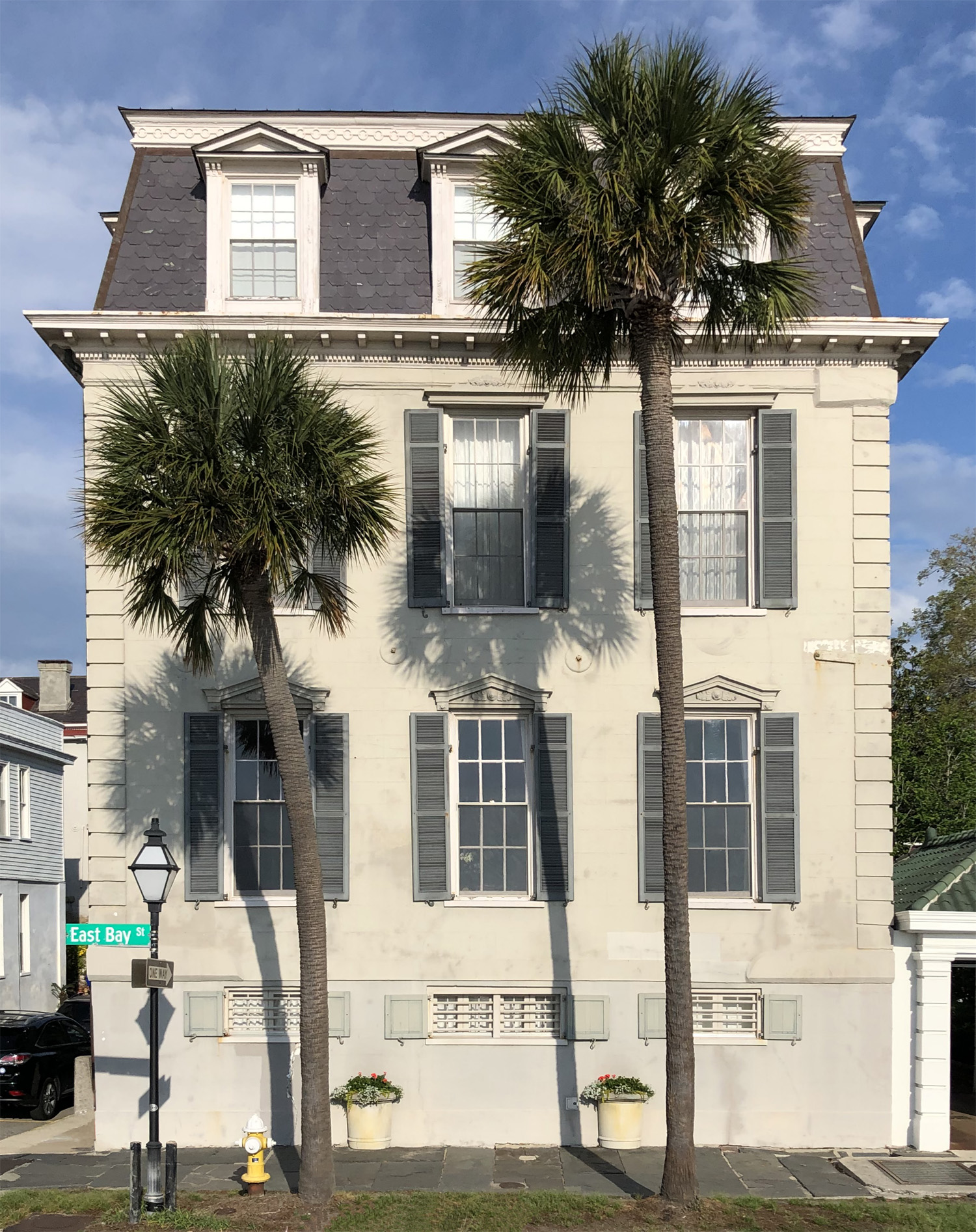 House on the Battery, Charleston, SC