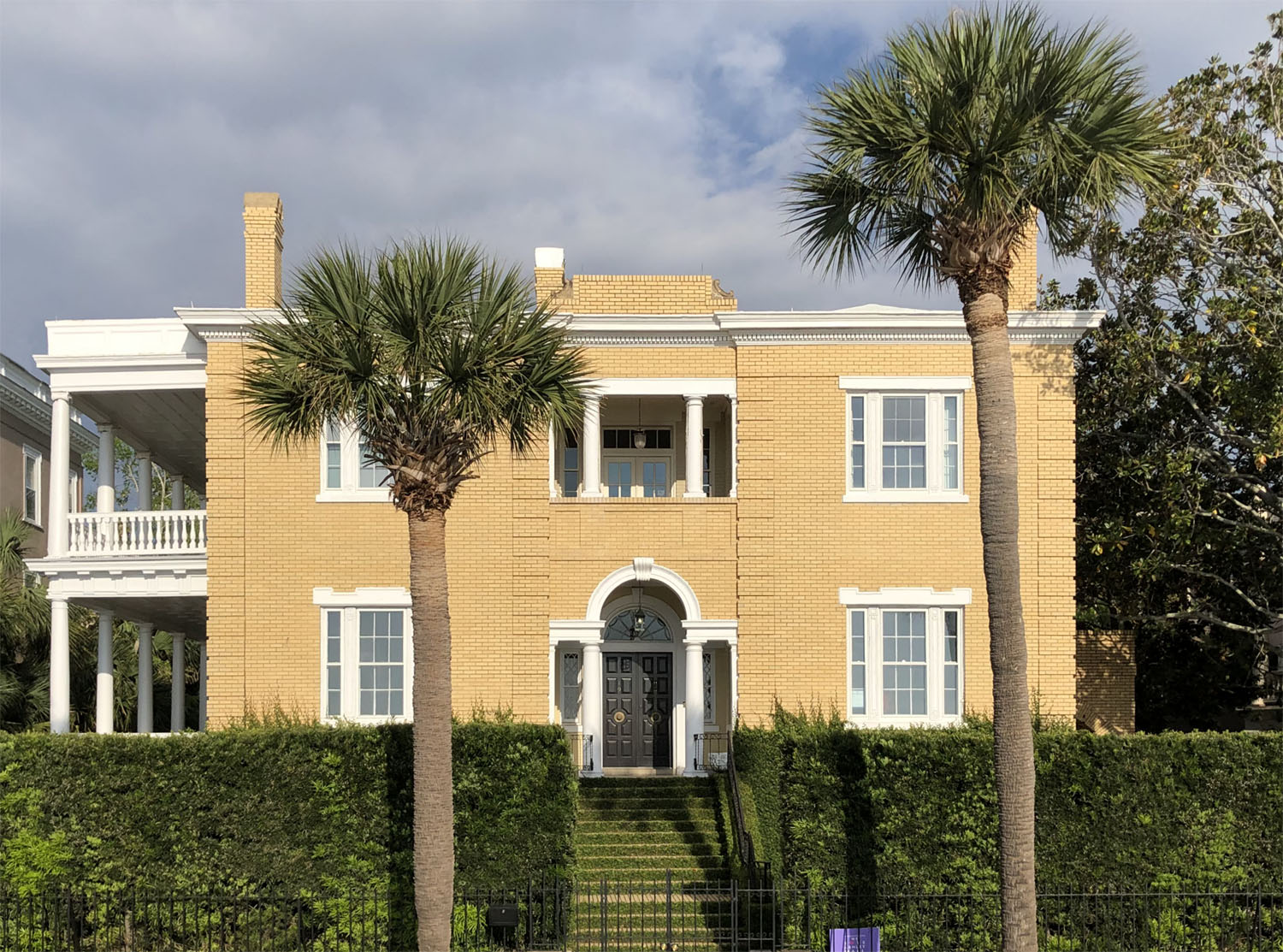 Julius M. Visanka House, Charleston, SC