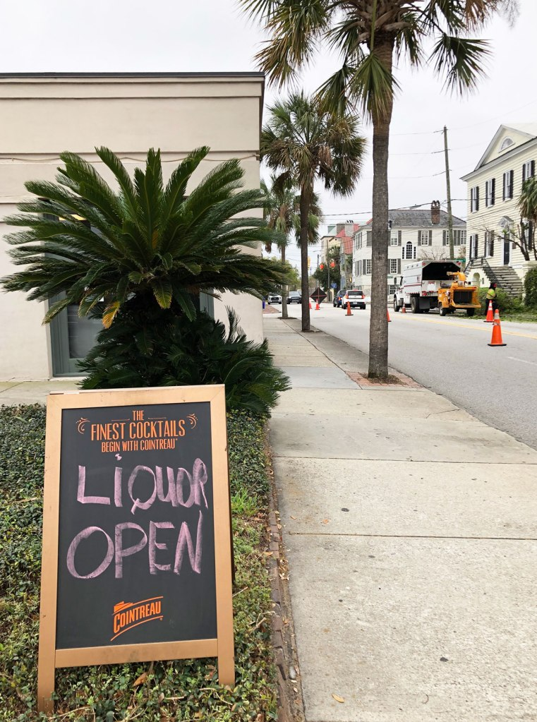 Liquor store, Charleston, SC.